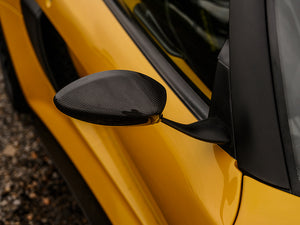GFWilliams Lotus Exige Mirrors (Stems Only)