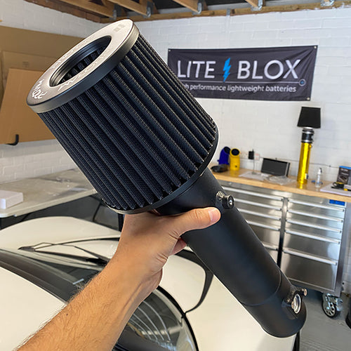 Exige V6 S3 Air Intake Kit