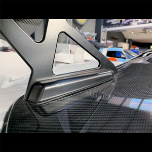 Carbon Fibre Exige 380 Cup Rear Wing