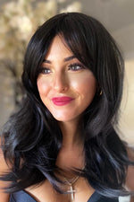 Jennifer Layer Cut Full Head Wig | 13 Colours Available