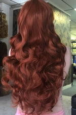 Olivia Curly Full Head Wig | 26 Shades Available - Pretty Doll Palace