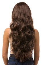 "Harper 26"" Beach Wave Half Head Hair Piece - Pretty Doll Palace"