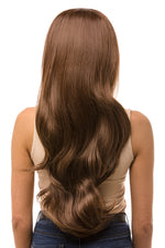 "Fallon 28"" Natural Wavy Half Head Hair Piece - Pretty Doll Palace"
