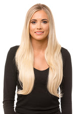 "Fallon 28"" Natural Wavy Half Head Hair Piece"