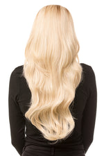 "Ascot 28"" Wavy Half Head Hair Piece - Pretty Doll Palace"