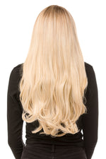"20"" Five Piece Curly Clip In Hair Extensions - Pretty Doll Palace"