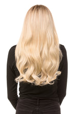 "20"" Three Piece Curly Clip In Hair Extensions - Pretty Doll Palace"