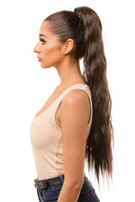 "Dionne 22"" Beach Wave Ponytail - Pretty Doll Palace"