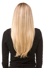 "18"" One Piece Straight Clip In Hair Extensions - prettydollpalace"