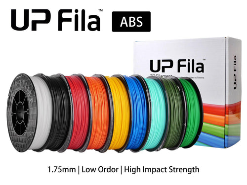 UP Fila ABS 1.75mm - 2 x 500g - JaQuba 3D
