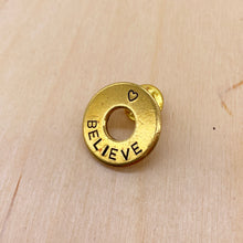 Load image into Gallery viewer, Custom Brass Ring Pin