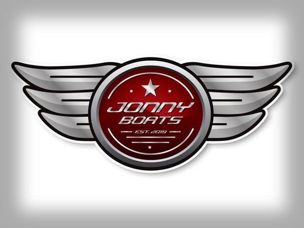 Jonny Boats Brand Decal