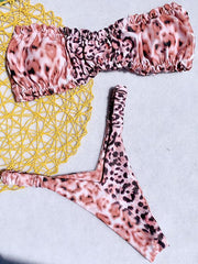 Cathy Set / Leopard