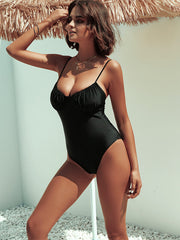 Ellie One piece / Black