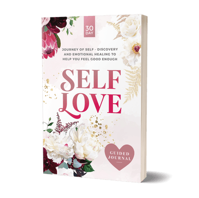 Self-Love guided journal PRINT