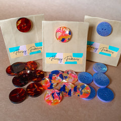 Buttons by Flossy-Flossy Fabrics