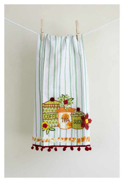 Kitchen Canister Towel