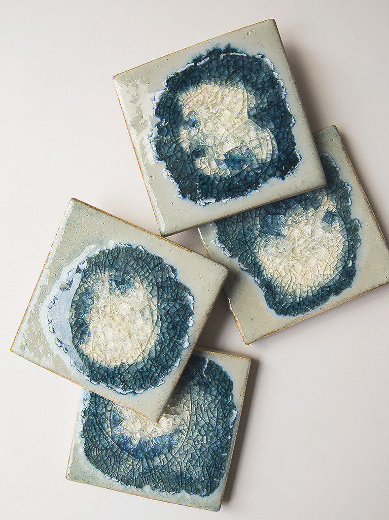 Celestial Coasters Set of 4