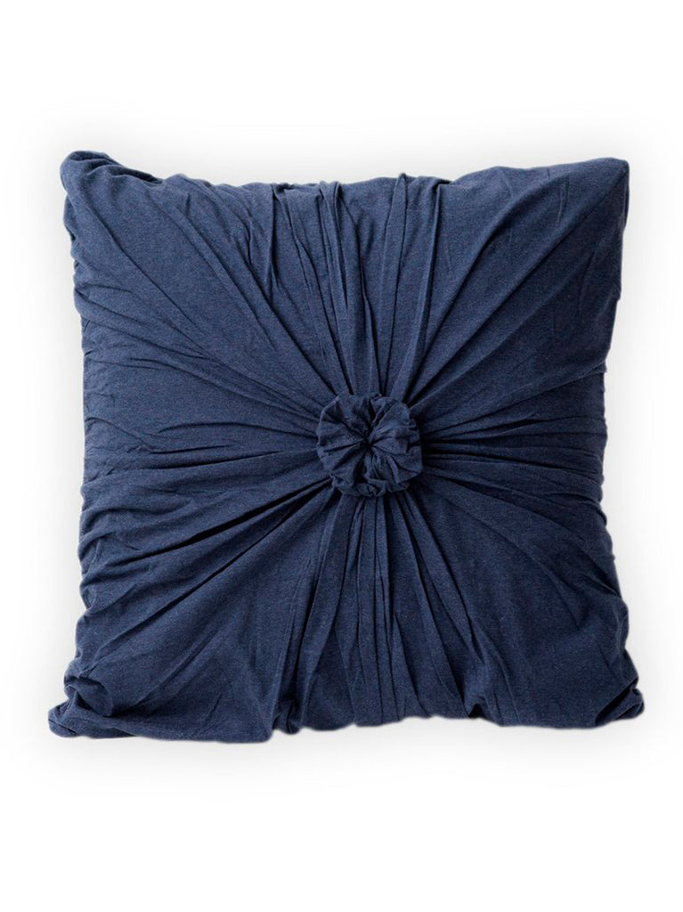 Lazybones Shams Indigo Heather