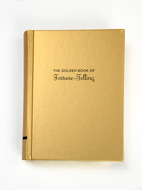 The Golden Book of Fortune Telling