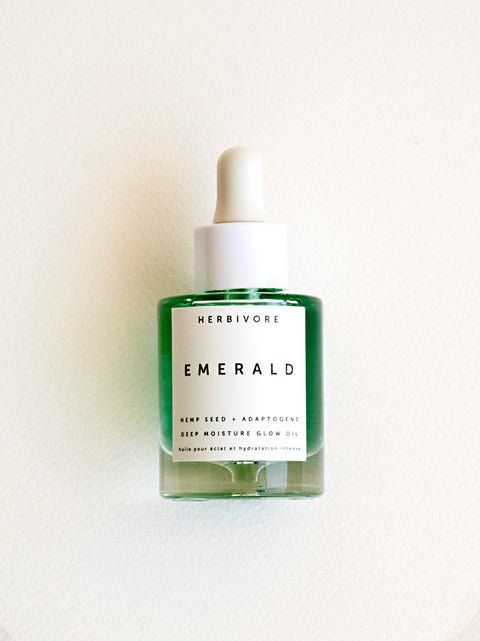 Herbivore Botanical Emerald Glow Oil