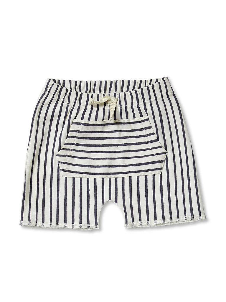 Pehr Stripes Away Shorts Ink