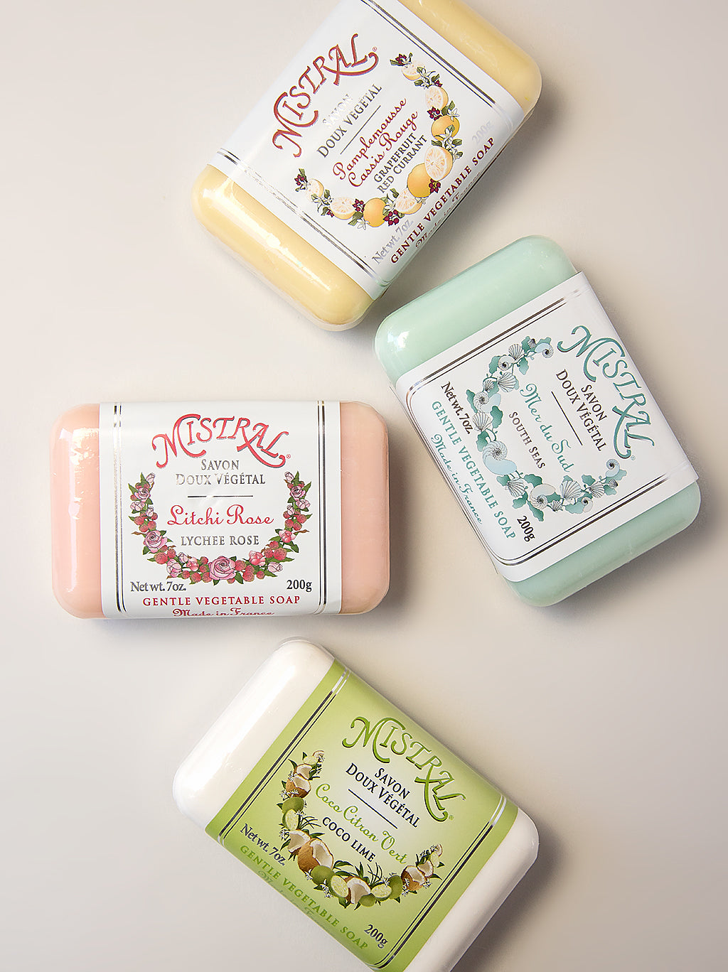 Mistral French Soaps