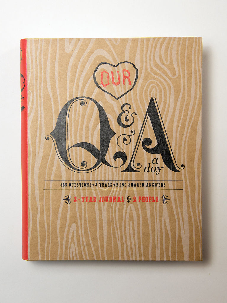 Our Q&A A Day: For Couples