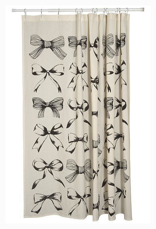 Prim & Proper Shower Curtain