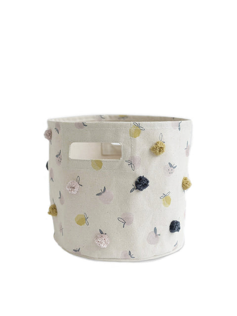 Pehr Strawberry Fields Storage Bin