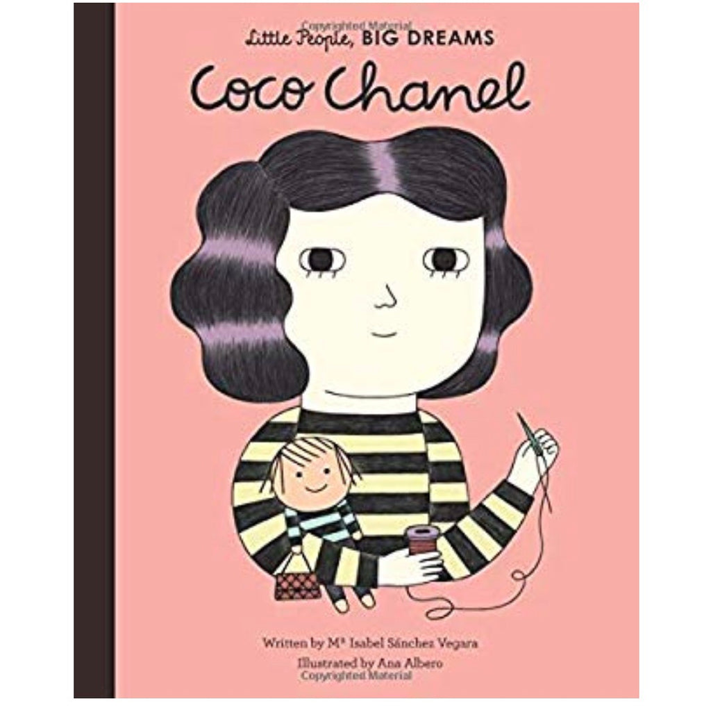 Little People, Big Dreams Coco Chanel