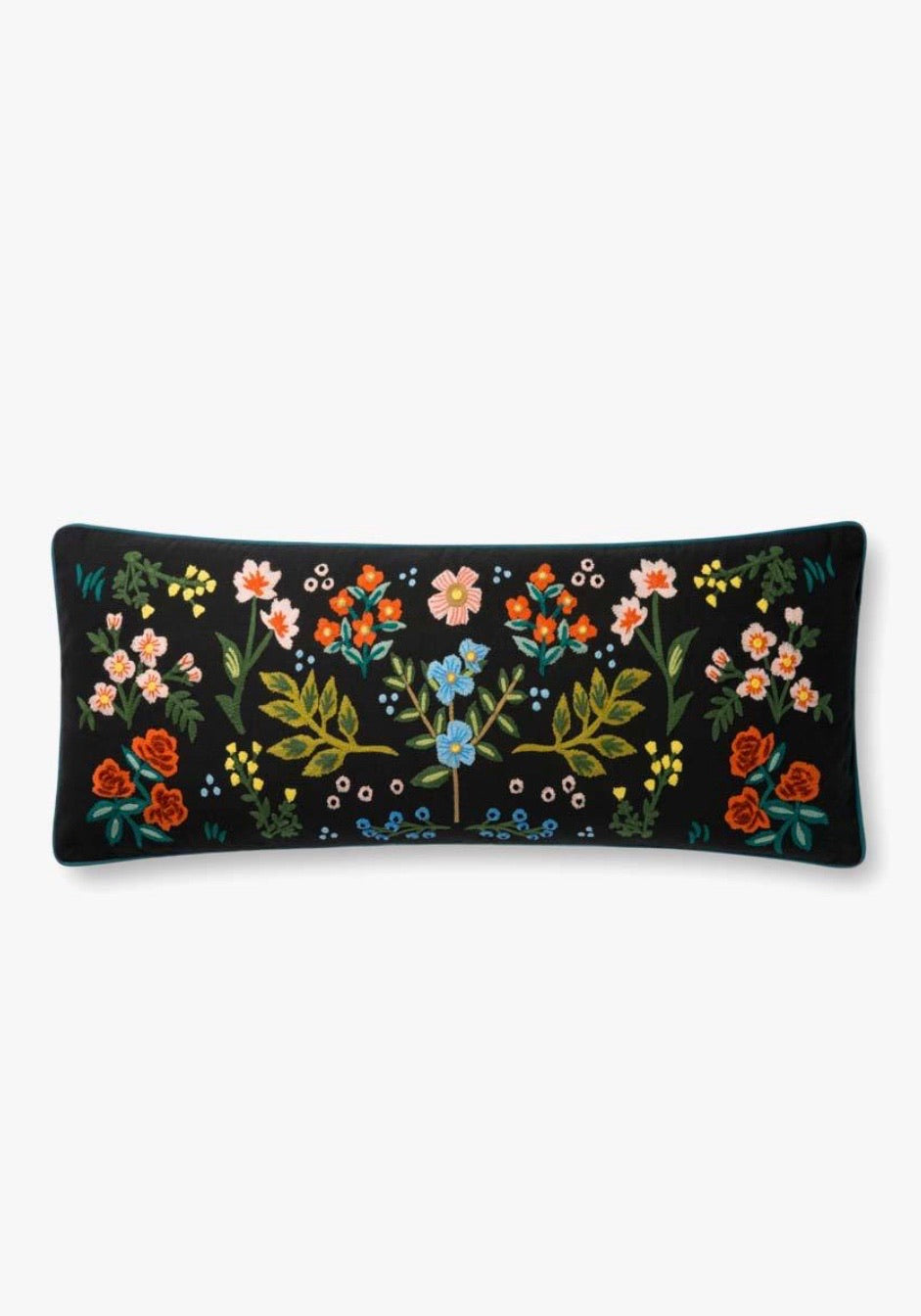 Rifle Paper Co Field Botanical Pillow