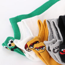 Load image into Gallery viewer, We Love the Silliness Socks (4 pairs/set) - Get A Tiny Waist