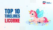 Top Tirelires Licorne