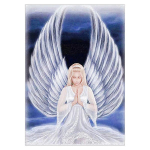 Angel Wings - Full Round Diamond Painting