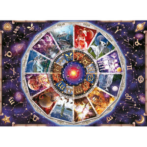 12 Constellation - Full Round Diamond Painting