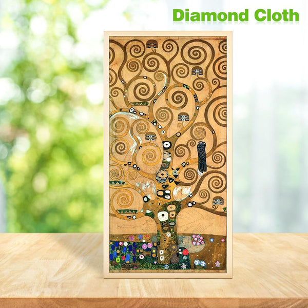 Tree of Life-Full Round Diamond Painting(30*55cm)