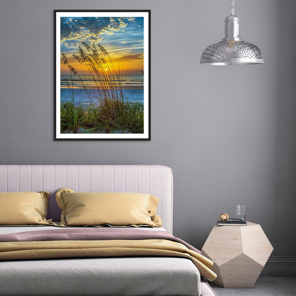 Sunset - Full Round Diamond Painting