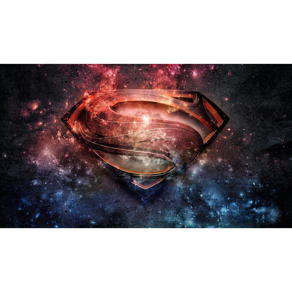 Superman - Full Round Diamond Painting
