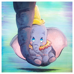 Dumbo - Full Round Diamond Painting