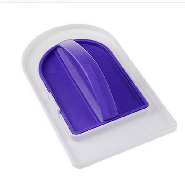 Plastic Diamond Painting Smoother Cake Polisher Kitchen Tools (Removable)