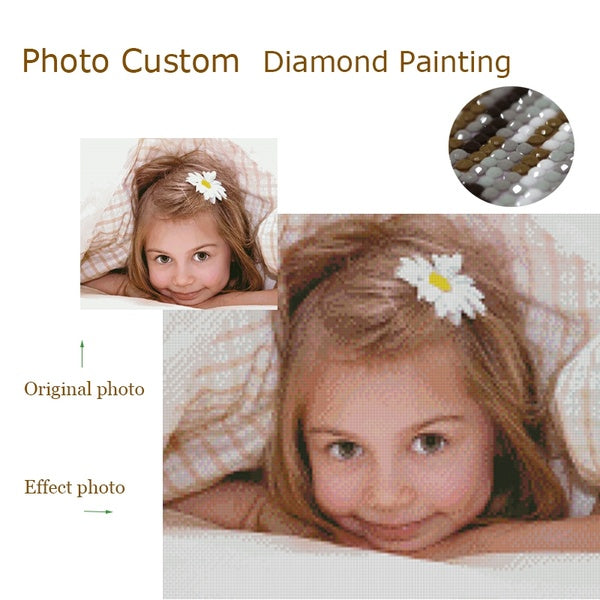 Custom Diamond Painting Kits