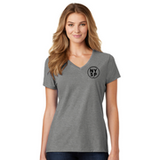 Ladies' NYSP Soft Style V-Neck T-Shirt