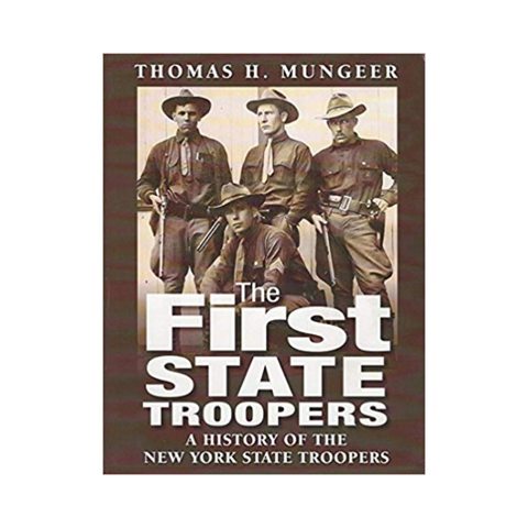 The First State Troopers Paperback Book