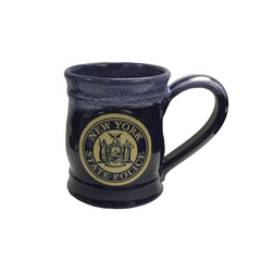 NYSP Blue Ceramic Coffee Mug