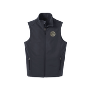 Men's NYSP Soft Shell Vest w/ State Seal