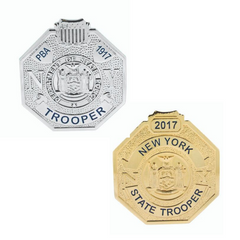 NYS Troopers 100th Anniversary Coin