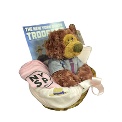NYS Troopers PBA Welcome Baby Basket