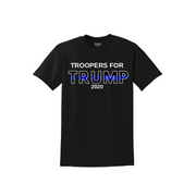 Men's Troopers for Trump T-Shirt