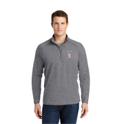 Men's NYSP Breast Cancer Awareness 1/4 Zip